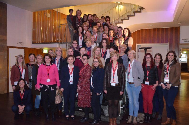 Premiere bei der vierten Tagung: Frauen. Wissen. Landtechnik 2018. singt!