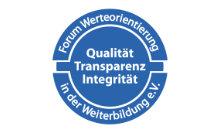 Qualität – Transparenz – Integrität