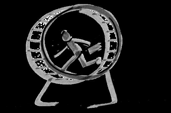 """""""Raus aus dem Hamsterrad!"""" Vortragsabend vom 16.09.2020"""
